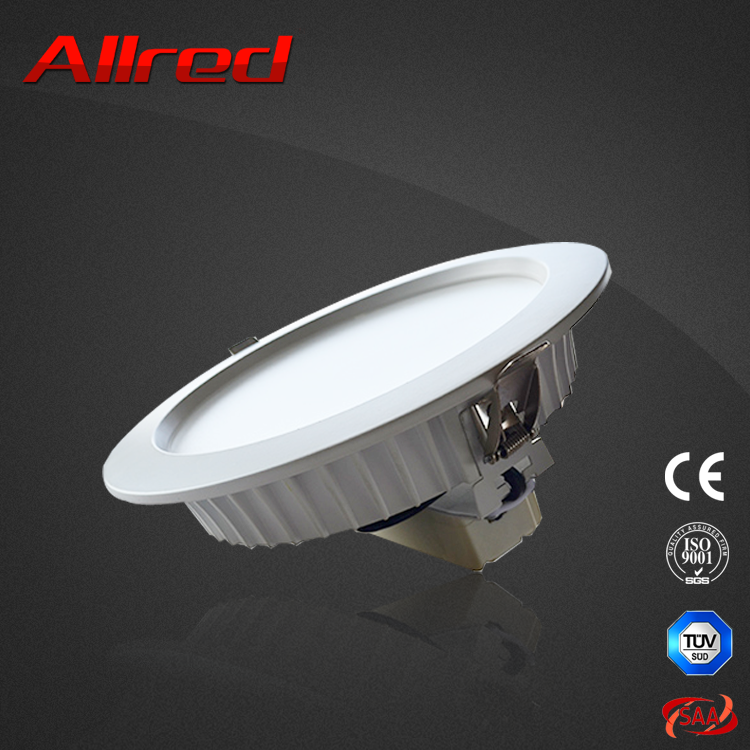 Led Ceiling Lights Made In China : Led round ceiling light trimless downlight made in china