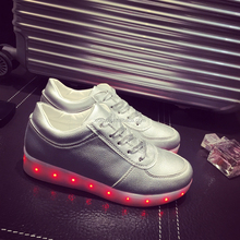 Most popular led light running shoes with led light up short time shipping quickly supply cheap price hot sale