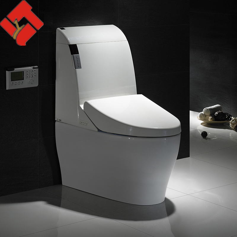 Automatic Toilets For Homes : Wholesalers china automatic flush western toilet buy