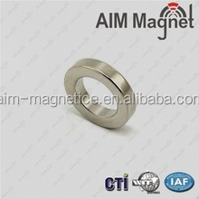Good price permanent ring ndfeb magnet OD13mm x ID8.2mm x 3mm thickness