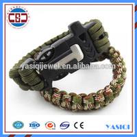 Cheap Price Top Quality Paracord Bracelet Wholesale
