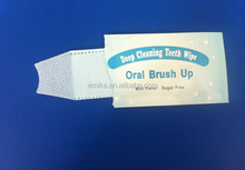 Finger Wipes Whitening Teeth, Oral Hygiene Sketching Well Product