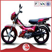 Cheap 50CC Mini Cub Motorcycle For Sale 4-Stroke Pocket Bike Hot Selling