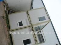 2015 cheap small wpc prefab houses