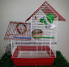 China stainless steel Bird Cage with nest lovers bird cage