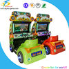 Happy go kart simulator arcade racing car game machine double players