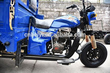 export tricycle used agriculture mini gasoline cargo tricycle with cabin