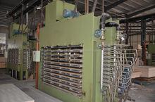 super quality /mdf door hot press machine laminate/hydraulic system hot press machine