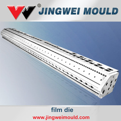 Construction Film die , Recycle and Virgin Stretch Film extrusion mould