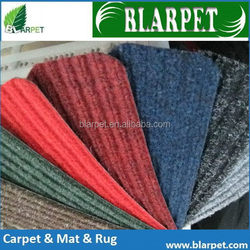 Latest hotsell striped ware resistance carpet