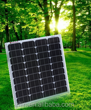 High quality low price Chinese 18V 60W mono solar panel