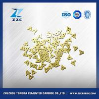 Zhuzhou manufacturer solid cemented carbide wheel saw blade with low price