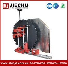 Semi-Automatic 1200mm BJ-1200DW concrete saw with factory direct sales