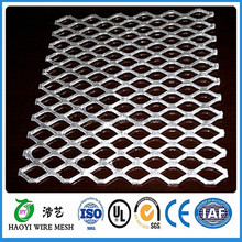 Diamond expanded metal mesh, PVC coated expanded metal mesh