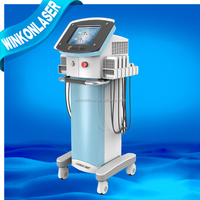 2015 Chinese factory price latest product 650nm lipo laser fat reduction beauty equipment,strawberry lipo laser slimming machine