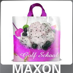 hot selling custom made shopping ldpe competitve price t-shirt plastic bag,plastic bag