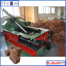 Bale Compactor Scrap Metal Recycling