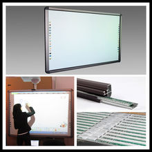 "Riotouch New style 82"" IR multi touch dry erase whiteboard - interactive whiteboard from China factory"