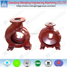 clay sand casting gray iron and ductile iron casting