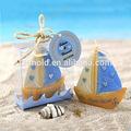 el amor el bote de jabón para día de san valentín de silicona moldes