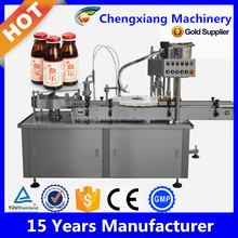 Automatic small liquid filling machine,vertical form fill seal machine,automatic bottle filling machine