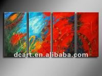 2015 Modern Abstract Oil Painting With The Best Seller