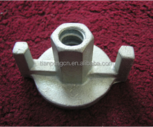 hardware fasteners wing nut/plate nut for concrete formwork