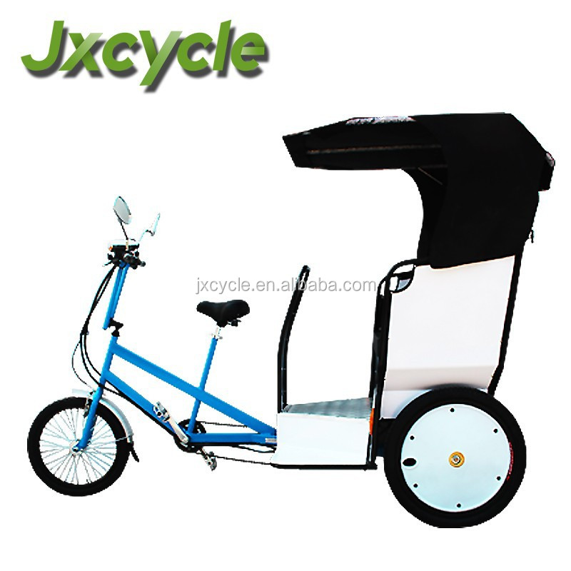 2015 Electric Pedicab with Pedal Sensor