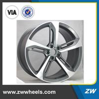 ZW-Z207 5 Hole and 17;18;20;22inch Diameter replica car alloy wheel