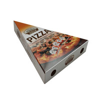 Packaging box for pizza