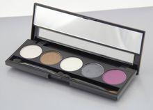 NO LOGO!eyeshadow compact High quality 5 color professional Makeup eyeshadow