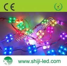 square shape, mass producing 4pcs smd5050 led module outdoor