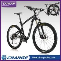CHANGE M6 26 inch lightweight MTB taiwan made folding mountain bicycles
