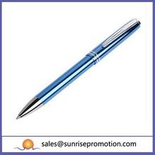 Bestselling Fashion Metal Pen Ballpoint Blue