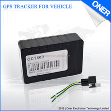 Anti car theft/thief gps tracking device for trucks trackers with speeding alarm remote fuel cut
