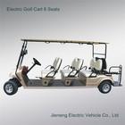 Carrinho de golfe elétrico JN2068KSZ usado barato carros de golfe elétricos