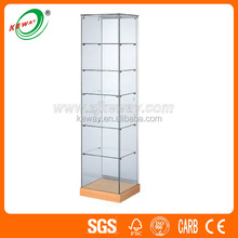 MDF Display Case/Jewelry Display Cabinet/Glass Display Cabinet