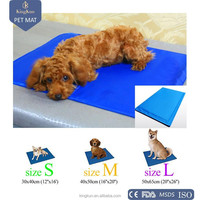 animal's gel cooling pet mat JK-WD-27 cool pad