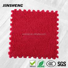 Xinsheng interlocking eva indoors floor mat, kids soft puzzle mat