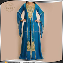 Wholesale Elegant Indonesia Muslim Dress Fuston Pictures