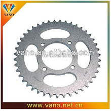 China wholesale sproket roller chain kit GS125 motorcycle chain sprocket