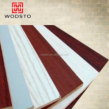 Antiseptic wood flooring for landscape covering