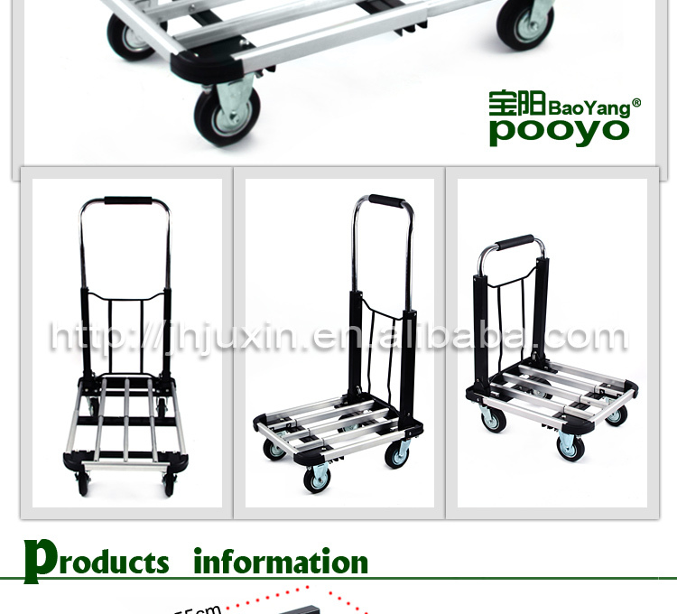 Download image Pictures Of Four Wheel Flat Cart Hand Trolley PC ...