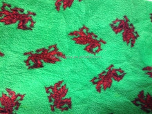 bonded fleece fabric
