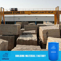 WB5038 stone artwork inhibit microbial growth and emulsion waterproofing water base silicone sealant