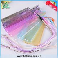 Lovely Rabbit Ears Soft TPU Clear Phone Case for iphone 6 4.7inch