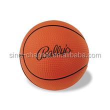 china supplier mini basketball anti stress