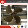 custom copper alloy marine propeller