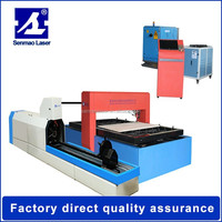 Specialized High Power CNC CO2 Wood Flat Die Board Laser Cutting Machine
