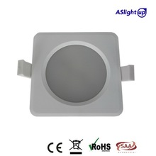 Latest top grade Driverless hv led downlight 8 inch natural white square